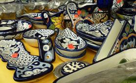 Guerrero Mexico Pottery