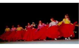 Guerrero dance