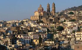 Taxco Guerrero mexico